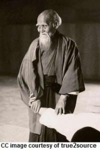 Aikido Morihei Ueshiba